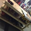 L'atelier d'un adolescent de 16 ans, d'un builtforfun