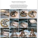 Maquette Croche BP Charpente 2015 de Nicolas Vanon