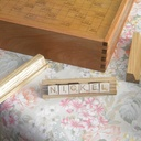 Scrabble d'Anniversaire