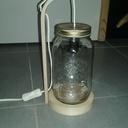 Uno de lampe