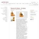 Savoir et faire : LE BOIS - Coédition Actes Sud et Fondation Hermès