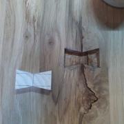 réparation de bois abimés