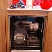 Le lave-vaisselle