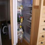 Partie réfrigérateur