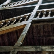 poteaux de galerie extérieure