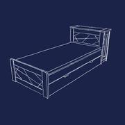 Fabrication d'un lit d'enfant