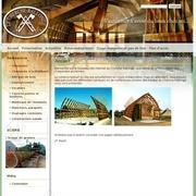 Charpente traditionnelle, maisons à pan de bois, escaliers, chantier naval...