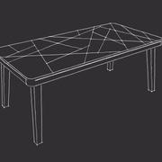 Fabrication d'une table basse en frêne teinté noir
