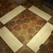Construction des tiroirs