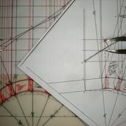 Prise des altitudes sur les petites élévations pour l'élévation de l'ensemble
