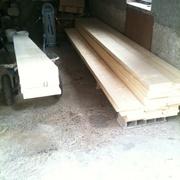 Le stock de planches