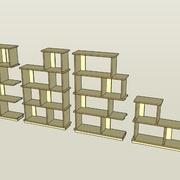 Découpage en 4 blocs