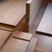Gros plan sur les usinages du tiroir à prises