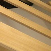 rampe  main courante et lisses parallèles