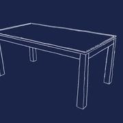 Fabrication d'une table de séjour à allonges tiroirs