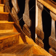 En r'montant l'escalier