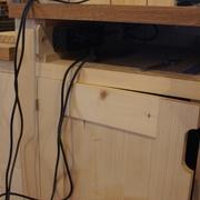 Ouverture possible même avec des fils branchés au blocs prise
