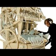 Wintergatan - Marble Machine - L'instrument de musique aux 2000 billes