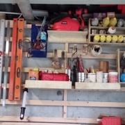 Le panneau avec ses outils