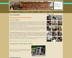 La Xylothèque Pyrénéenne Mobile