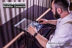 Le Bureau Connecté par Martin-Lecomte