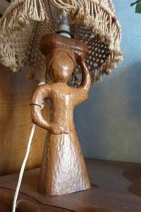 Sculpture  rode bosse