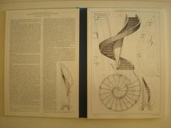 Planche 90 de l'enseignement professionnel du menuisier (Leon Jamin 1897)