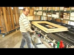 Production de fenêtres