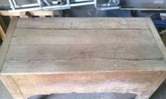 Restauration et transformation d'une maie