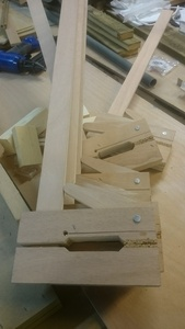 Wood clamp