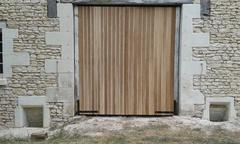 Une autre porte de grange