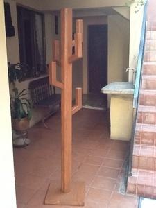 Un porte manteaux cactus