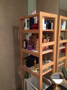 Petit meuble haut de salle de bain