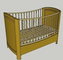 lit bébé pour ma future crevette ^^ 46e13cf889209e14e61a28e21142796034b66317