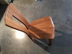 Restoration et Réparation d'une chaise Seltz