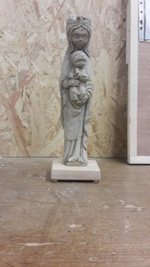 Socle de Statue