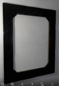 Cadre miroir