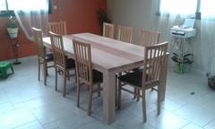 Une table de Salle à manger