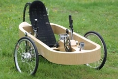 Un vélo original