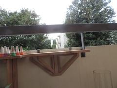 Support barbecue pour balcon