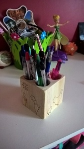 Pot à crayon 2