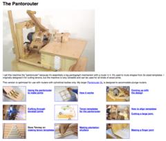 Pantorouter