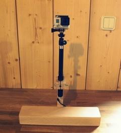 Support pour mini caméra