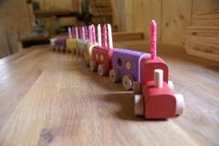 Train d'anniversaire