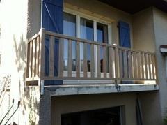 Rambarde de balcon