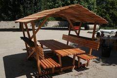 Table cabane