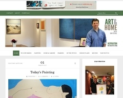Le site  Art and Home de Jon Peters
