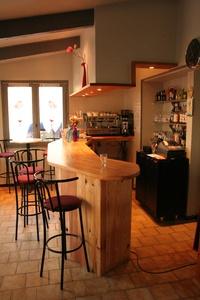 Bar en bois