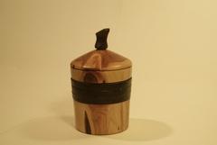 Boîte en bois de Cade