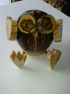 Tirelire coco
